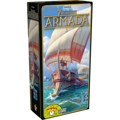 7 Wonders : Armada (Ext)
