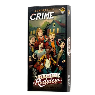 CHRONICLES OF CRIME - Welcome To Redview (Ext)